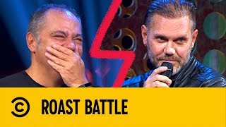 Nacho Vidal VS Pepe Colubi | Roast Battle | Comedy Central España