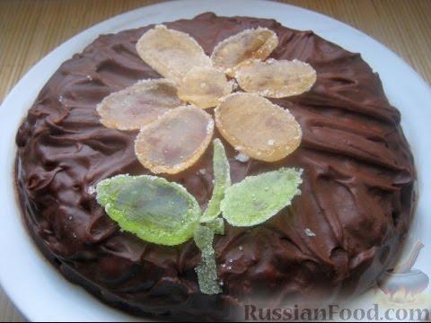 Торт Сникерс без выпечки  Пошаговый рецепт с фото
