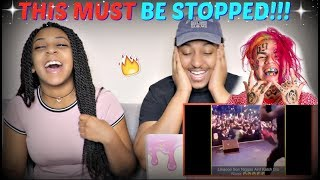 "Ricegum ""THIS RAPPER MUST BE STOPPED!! (6IX9INE)"" REACTION!!!"