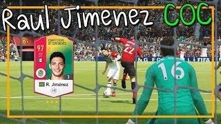รีวิว Raul Jimenez COC โหดจริง หรือแค่ มโน!? [FIFA Online 4]