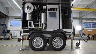 видео Управление влажностью в силовых трансформаторах