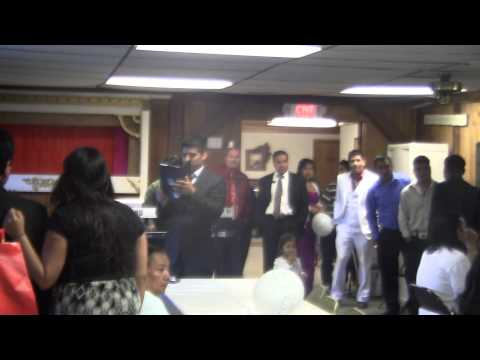 Ramon Reyes Tocando En La Boda De Olegario Y Veronica En N Y 006 Invitaciones 843 3671794