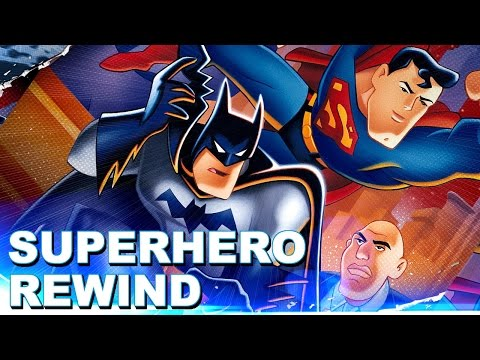 Superhero Rewind: Batman/Superman World