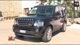 Land Rover Discovery XXV Edition 2014 Videos