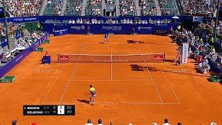 Delbonis cayó en semifinales ante el esloveno Bedene y el Argentina Open tendrá campeón extranjero