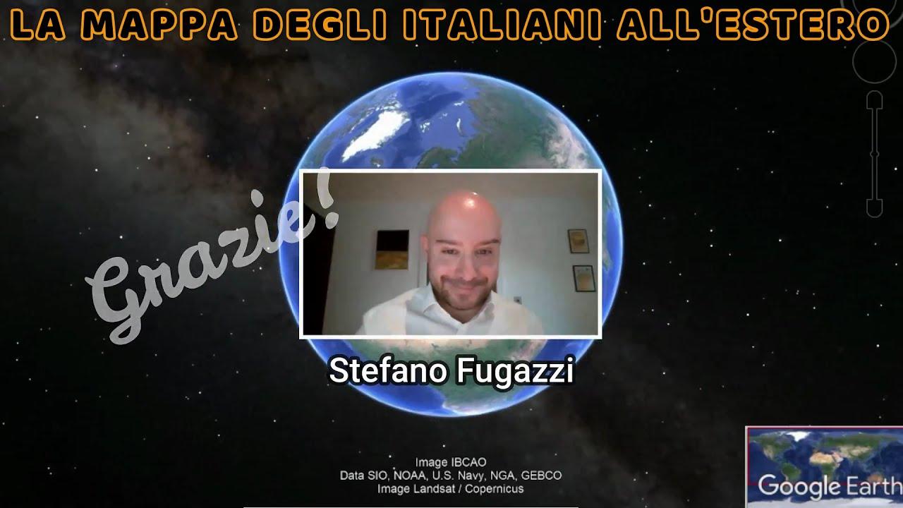 UN ITALIANO A LONDRA ci racconta e consiglia - MAPPA degli ITALIANI ALL'ESTERO
