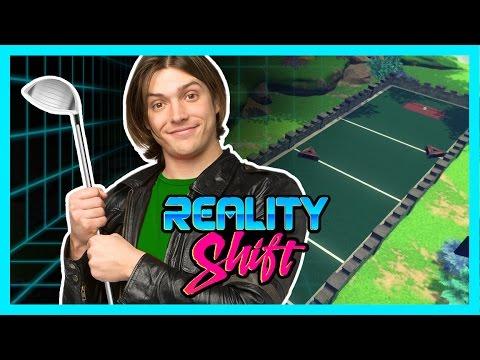VR GOLF IS DANGEROUS! (Reality Shift)