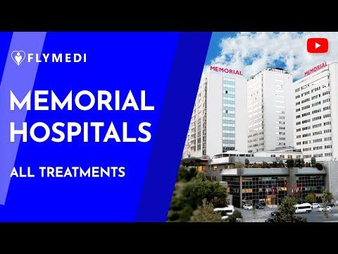 Memorial Hospitals Groups Turkey - FlyMedi