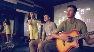 Поздравительный видео клип для папы! Сделано в школе музыки Sound City(Хочешь видеоклип-поздравление? Не вопрос! Нам поступила заявка на создание видеоклипа с исполнением песни..., 2016-07-25T09:02:27.000Z)