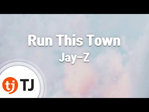 [TJ노래방] Run This Town - Jay-Z(Feat.Rihanna)/ TJ Karaoke