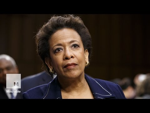 Attorney General nominee Loretta Lynch dicusses the rights of undocumented immigrants | Mashable