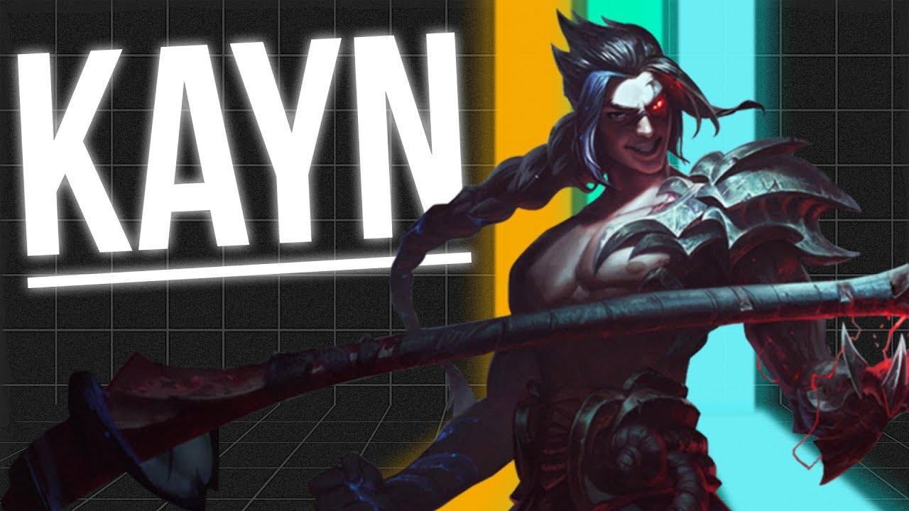 Instalok - Kayn (Imagine Dragons - Believer PARODY)