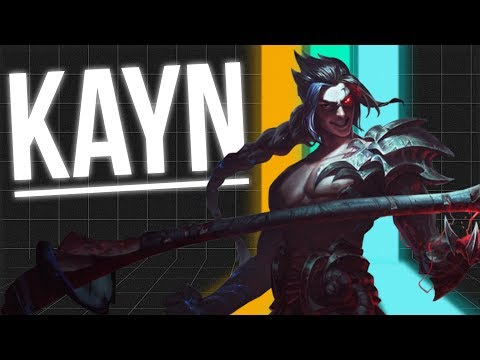 Instalok - Kayn (Imagine Dragons - Believer PARODY)