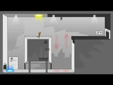 Portal Flash Version Levels 1 10 Youtube
