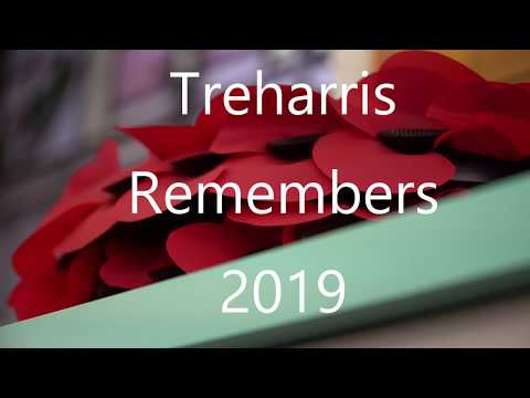 Treharris Remembers 2019