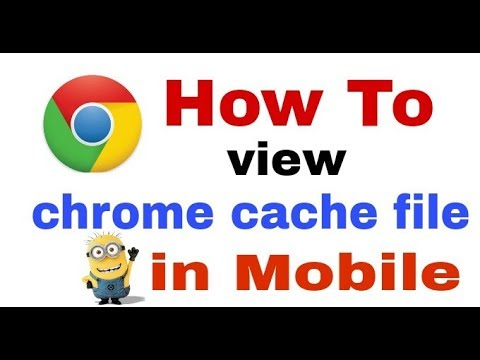 how to clear cache in chrome mobile
