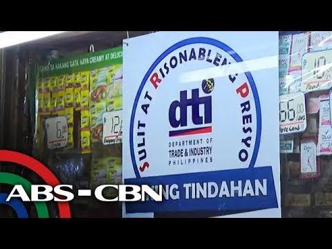 TV Patrol: 'Suking Tindahan' Na Swak Sa SRP Ang Paninda, Inilunsad