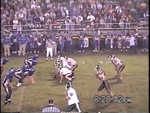 2002 Greenbrier Bobcats vs. Marshall County