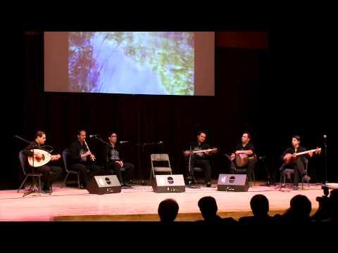 Anjoman Honar va Adabiyat - Vancouver   1 گروه موسیقی طنین