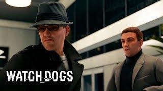 WATCH DOGS : Elimine o Crispin | Vá Até o Salão Privado,Infinite 92 - #17 (PS4)