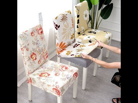 Change Your Dining Room Look In Minutes With This Chair Cover