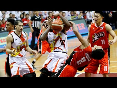FINALS G4: ALASKA VS. SAN MIGUEL - OT | Philippine Cup 2015-2016