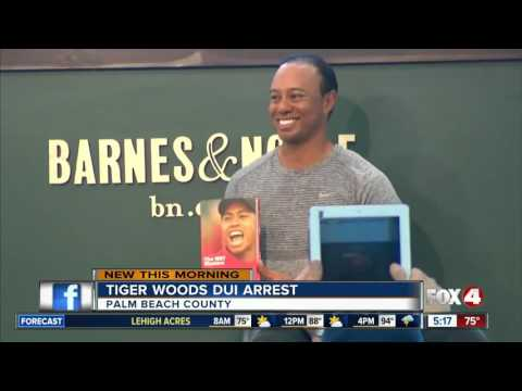 Tiger Woods apologizes for DUI arrest