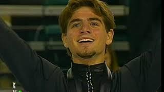 Yannick Ponsero FRA - 2005 Skate America SP