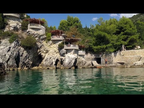 Albanian Riviera: Amazing place, Himarë (4K Video)
