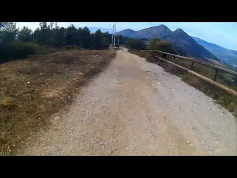 Descenso Torreón de Sierra Élvira por veredas