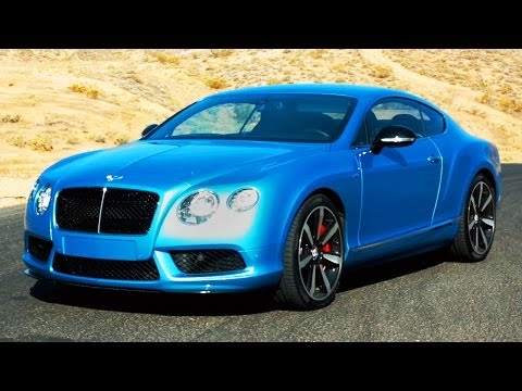 Track Time: 2014 Bentley Continental GT V8 S! - World's Fastest Car Show Ep 4.6