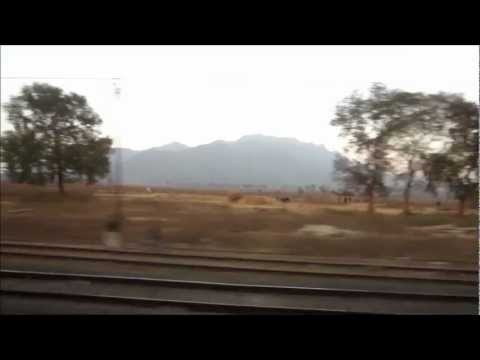 Parasnath Hills: The King of Jharkhand; Howrah Duronto 9 Minute 120 kmph Blast!