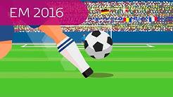 EM 2016 - Der neue Spielmodus in 3 Minuten erklärt