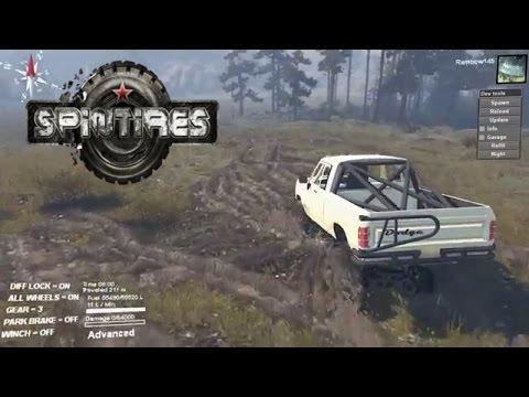 Spintires   mud bogger