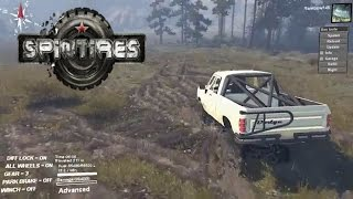 Spintires | mud bogger