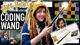 Harry Potter Magic IN REAL LIFE | The Harry Potter Kano Coding Kit