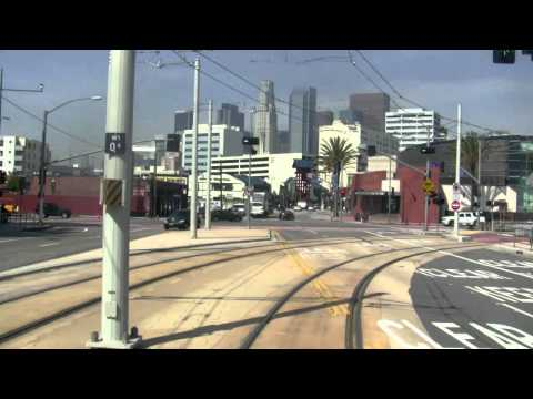 Los Angeles Metro Gold Line - Time Lapse Tour