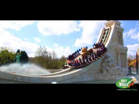 Discobelix l'attraction incontournable du parc Asterix