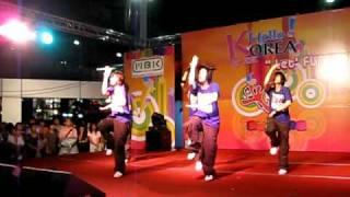 Oh no! - Bigbang Cover by De'monio Special stage (20100619 HK#11)