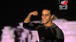 سفح الهرم يستضيف بطولة «street workout» بحضور نجوم الرياضة