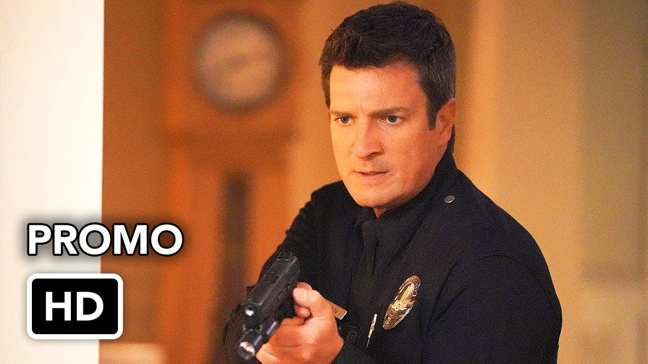 """Download The Rookie 1x15 Promo """"Manhunt"""" (HD) Nathan Fillion series"""