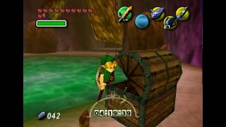 New Majora's Mask TAS Competition