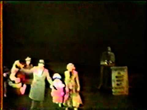 Annie 1980 Broadway Musical  NYC Allison Smith
