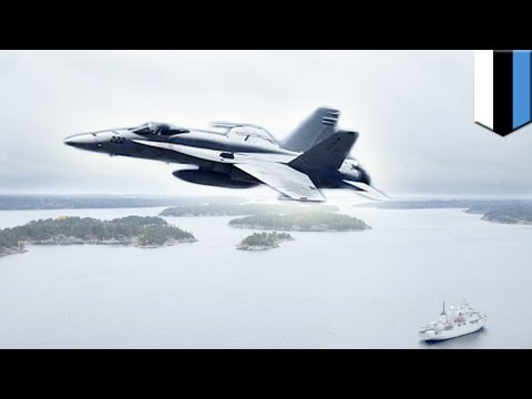NATO air policing mission intercepts two Russian Ilyushin-20 surveillance jets over Baltic airspace