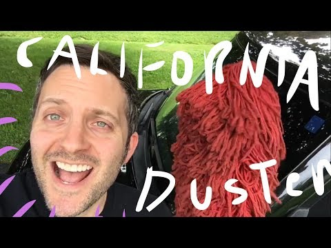 California Duster -Get it Dirty! / 30 Days of Show & Tell