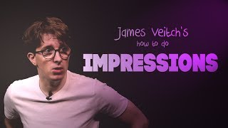 One of James Veitch's most viewed videos: How to do impressions I
