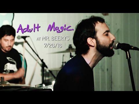 Adult Magic (Live