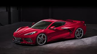 homepage tile video photo for 2020 Corvette: Stands Alone   Chevrolet