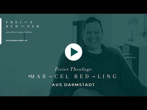 Freier Redner Und Pastor Marcel Redling Ma In Darmstadt