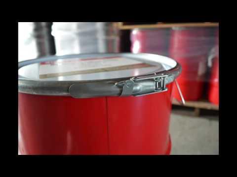 Red Multipurpose Lithium Grease #2 - 120LB. (16 Gallon) Keg